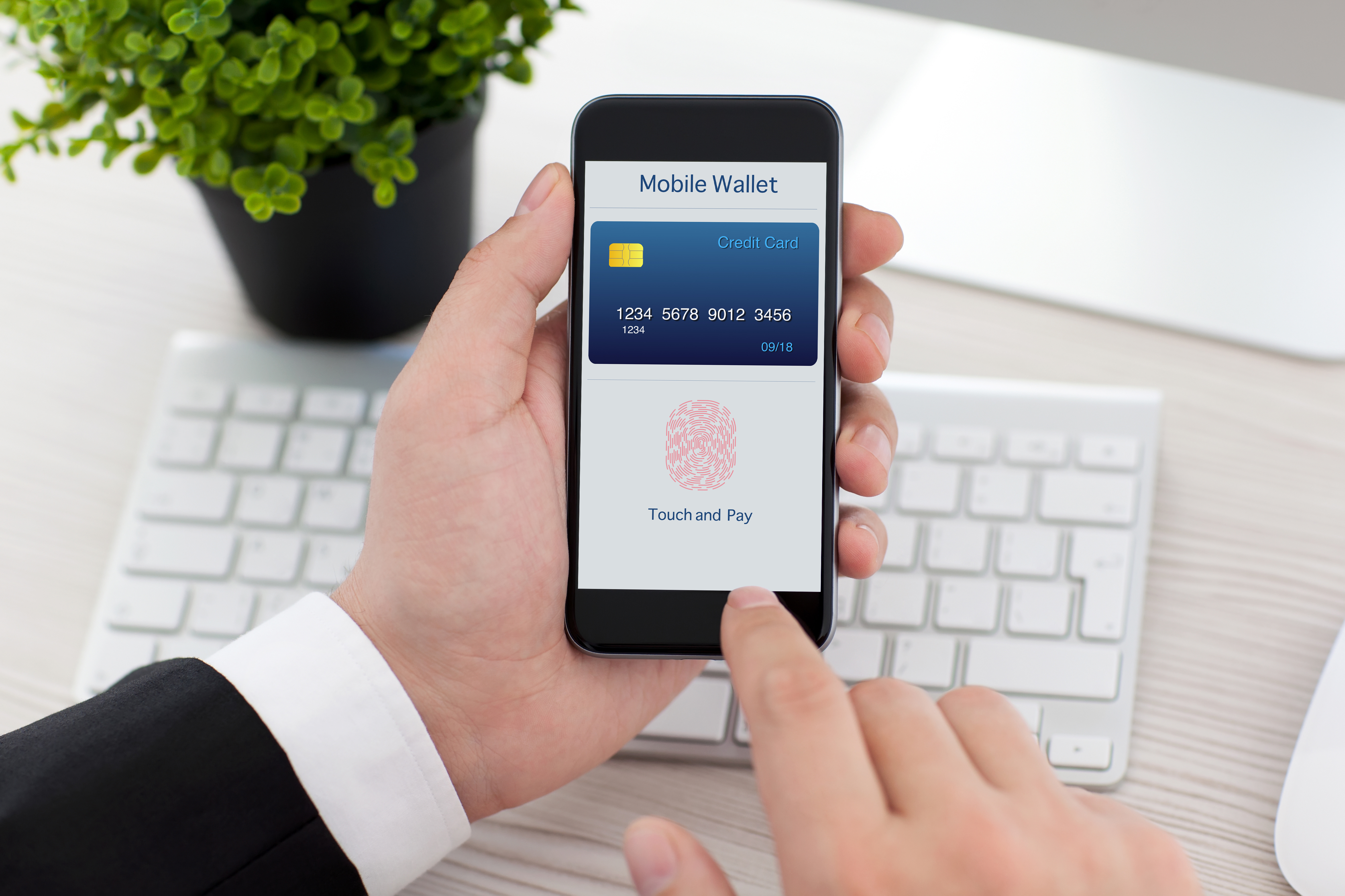 apple pay and google wallet