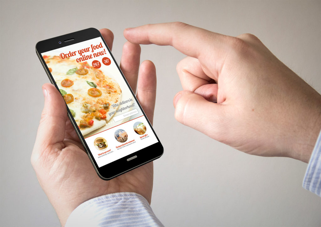 The Expansion of Mobile Ordering