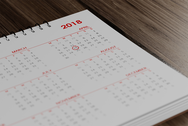 Chargeback policy expiration date on calendar