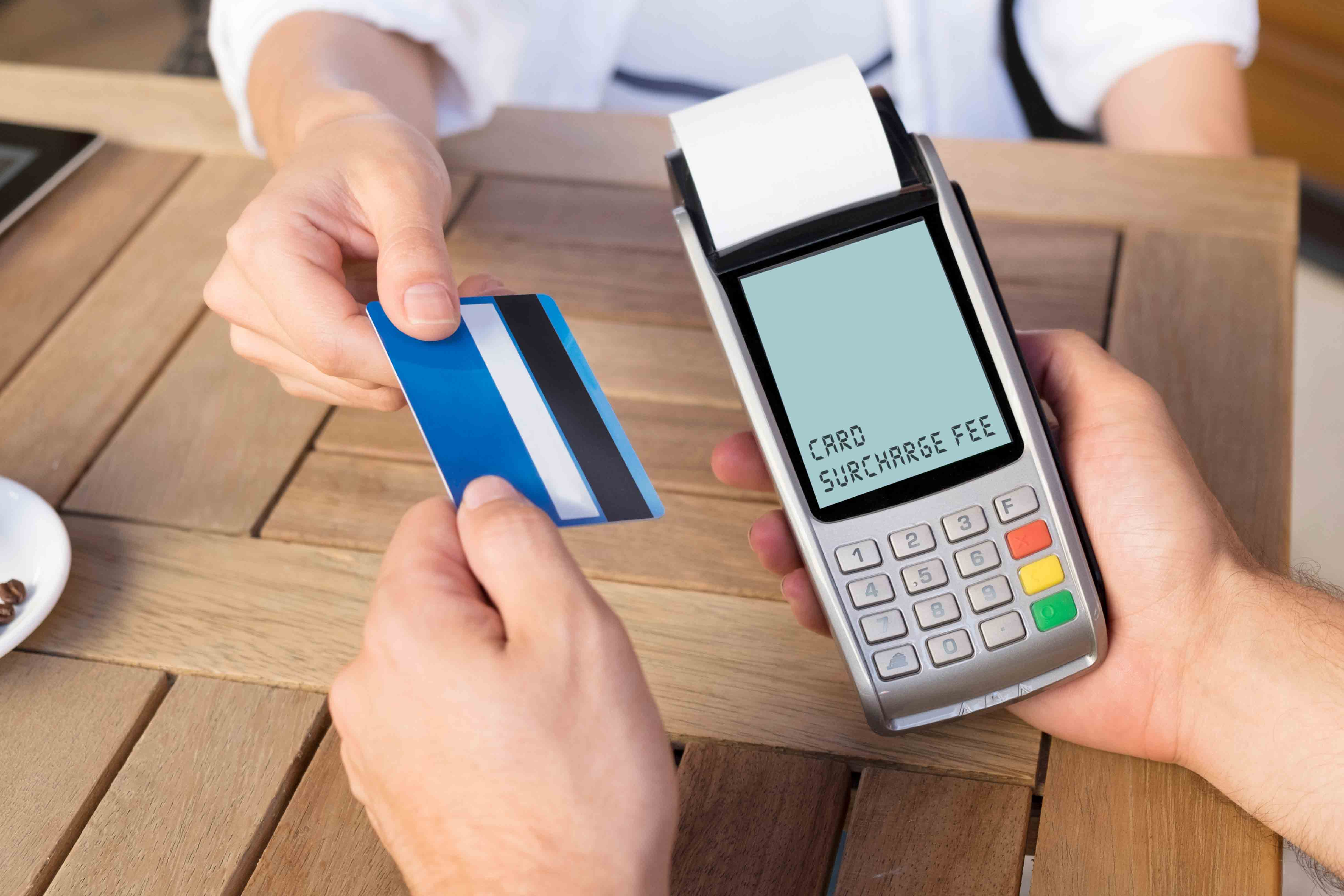 Card Surcharge